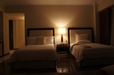 森の中のホテル、ジアッタテラスで過ごす避寒STAY