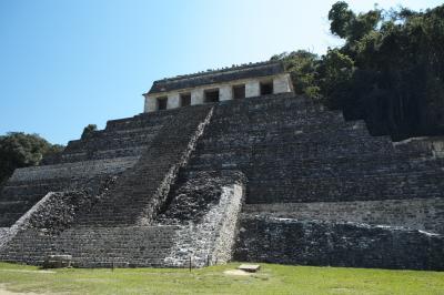 地球の詩カラクルム、エル・タヒンを含む世界遺産6大遺跡を訪問メキシコの遺跡を極める旅11 パート?