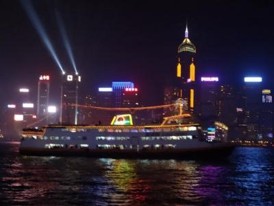ネイホウ香港♪ 多謝香港♪