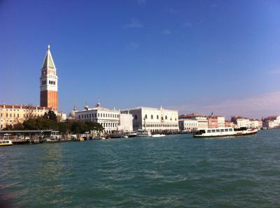 ヨーロッパ女一人旅:ベネチア