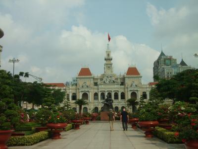 春休みベトナム旅行