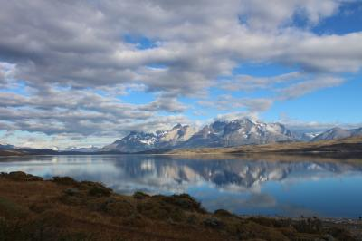 中高年だって行って見た~い!雨季のウユニ塩湖、サン・ペドロ・アタカマ、チリ・パタゴニア観光~NO.11山の中の乗馬&大自然がいっぱいウォーレスランチ