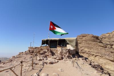 ヨルダンとモーリシャスで遺跡とリゾート(ヨルダン編)