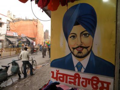 PAKISTAN 11 インドへ イスラムからシーク、ヒンズー文化圏へ移動 Lahore Amritsar