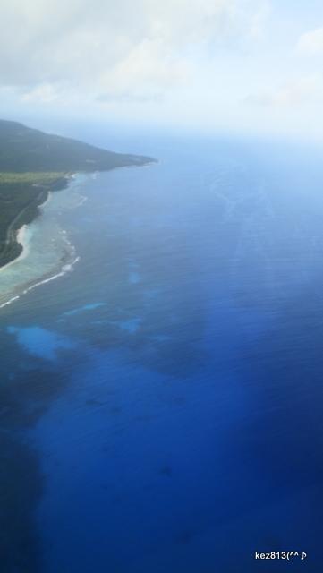 北マリアナ連邦へようこそ サイパン・ロタ・テニアン ●ロタの海、ロタへの空