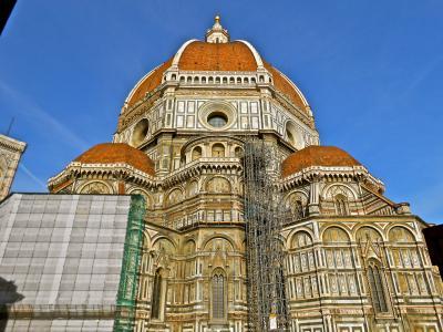 イタリア 撮影旅行 古都フィレンツェのムール貝のランチが・・・