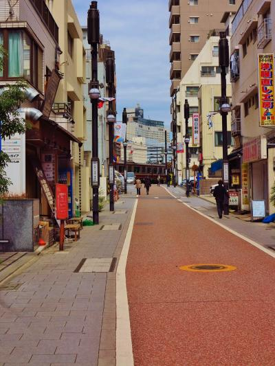 東海道 品川宿の面影を訪ねて ☆品川宿本陣跡は聖蹟公園に