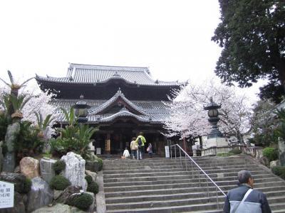 2013年春の青春18きっぷの旅(五日目・西国三十三カ所詣での旅・その3)