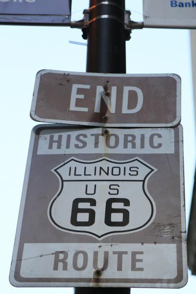 2012年ロサンゼルス⇔シカゴ間 アメリカ・レンタカー単独往復横断走~東ヘ西ヘ1万1000km~その11 往路編完結・終着地 シカゴへ