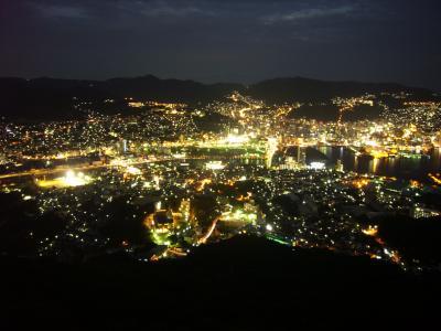 2012年BD旅行~長崎1日目 稲佐山の夜景とチャンポンを満喫♪