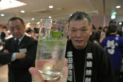 本格焼酎を楽しむ。第15回本格焼酎ルネサンスin東京