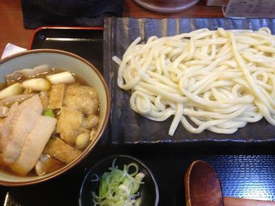 大塚ぶらり~「絶品!武蔵野うどん」VS「もり蕎麦ミニ浅蜊丼セット」~