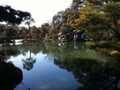 過去の旅を綴る編 2011年2月 早春の金沢・小松をめぐる旅