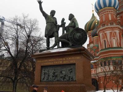 モスクワ紀行 クレムリン観光