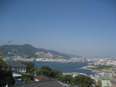 2012年BD旅行~長崎3日目 長崎定番観光地めぐり