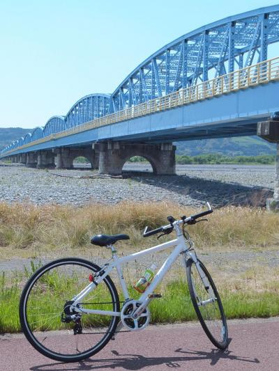 自転車でウロウロ…2013.04.22(大井川沿いに)