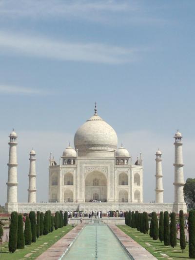 マイルで行くインドひとり旅・・・②