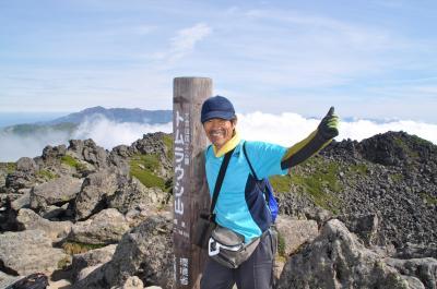 百名山の旅 北海道 トムラウシ1