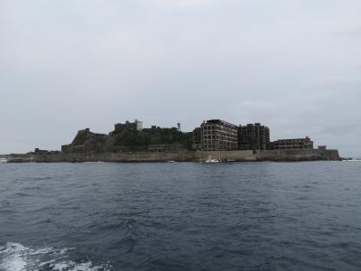 一泊二日★軍艦島上陸と池島炭鉱ツアー