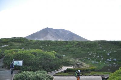 百名山の旅 北海道 大雪山