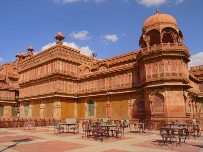 インド北西部再訪4★ビカネール?ラットテンプルの町と宮殿ホテル