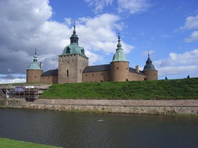 2011年北欧ひとり旅【スウェーデン・デンマーク】カルマル・マルメ編