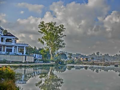 ミャンマーを中心にちょこっとタイも旅日記2012(10)ピンウールィン二日目