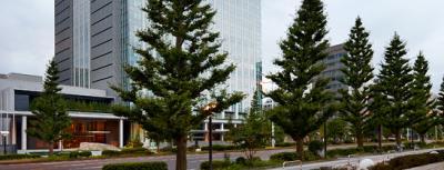 ウェスティンホテル仙台と御開張の山寺へ