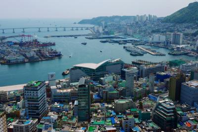 ECO旅 AirAsiaと激安宿で巡る釜山・慶州一人旅 釜山編