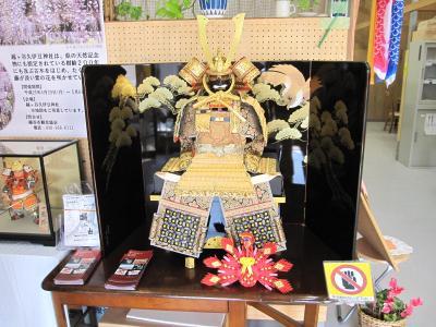 ビアンキFRETTA☆越ヶ谷宿の甲冑めぐり☆2013/05/04
