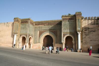 古都メクネスとヴォルビリス遺跡 (モロッコ旅行 その1)