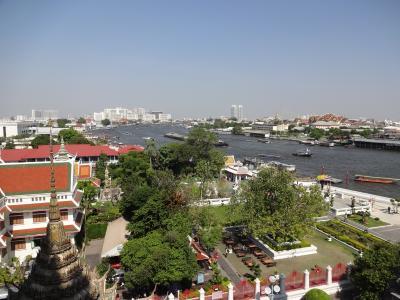 初めてのビジネスクラス~タイ北部・国境越えまくりの旅 10(バンコク)