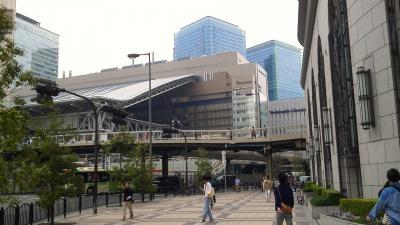 開業したばかりのグランフロント大阪に行ってきました
