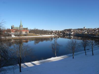 No.020 ノルウェー旅行−トロンハイム・トロムソ・オスロ・ベルゲン−