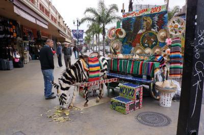 ボーダーで3時間 Tijuana 2013