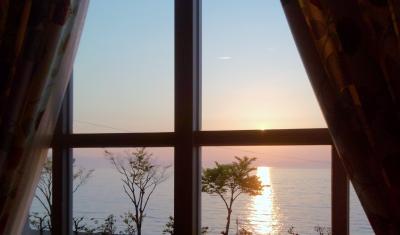 2013年GWは、エクシブ琵琶湖で「夕日を堪能」