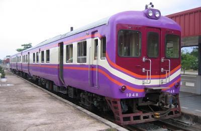 2013年4月 タイ・ラオス鉄道の旅 1~3日目(全8日間)