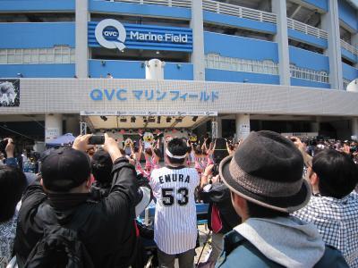 2日連続 野球観戦 ♪