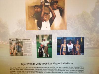 ラスベガス旅行2012 Las Vegas National Golf Club