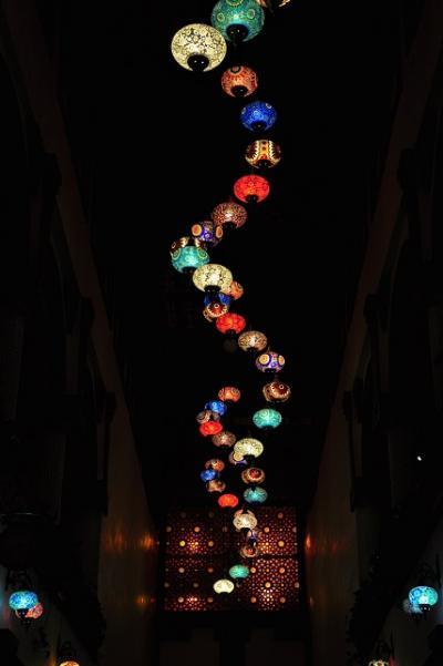 2013ペルシャ湾岸諸国の旅~#3ドーハ・素晴らしき光の世界
