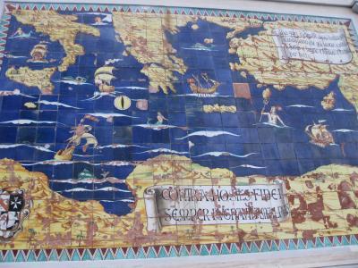 ナポリとアマルフィ海岸5 (アマルフィとポジターノ)