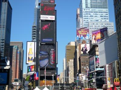 世界の中心でテンションMAX! New York旅行記 Vol.1 出発~メトロポリタン~エンパイア