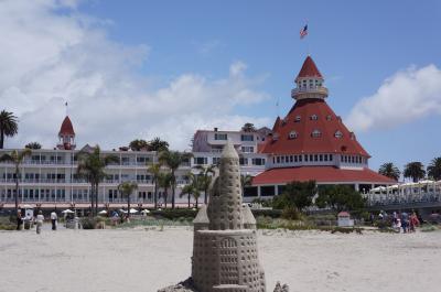 Hotel Del Coronado編 澄み渡る青い空と爽やかな潮風の San Diego 2013 ⑤