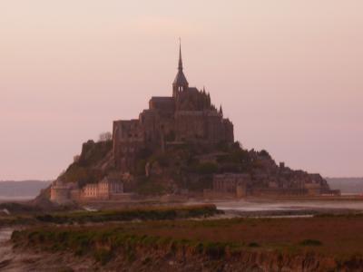 ルックJTB モンサンミッシェル地区に泊まりたい!パリから世界遺産を訪ねて7日間 ~ 2日目 ~