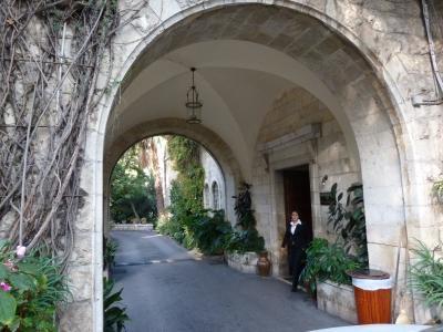 第1部イスラエル周遊旅情第2章エルサレム探訪37エルサレムの宿舎はかのアメリカンコロニー