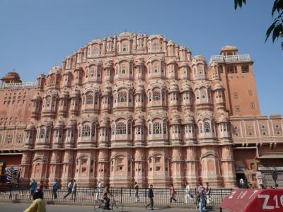 インドで世界遺産巡り! その5 ジャイプール観光編 その2