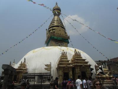 意外がいっぱい?、ネパール8(カトマンズ(市内))