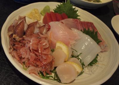 ゴールデンウィークの箱根・伊豆旅行 今年初めての、箱根の花菜さんでの満足のお食事 2013年4月