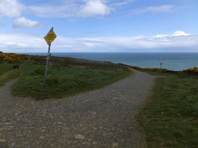 6年ぶりのアイルランド:ホウス半島~マラハイド