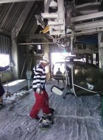 今日もski@かぐらスキー場 2012-2013 5月 3